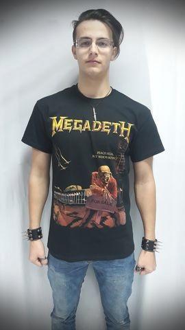 тениска Megadeth 20