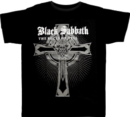 тениска Black Sabbath 06