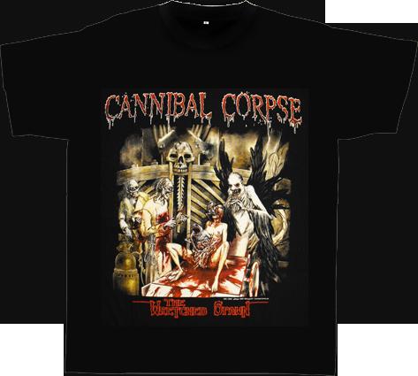 тениска Cannibal 01