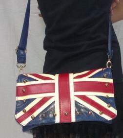 чанта U.K flag01