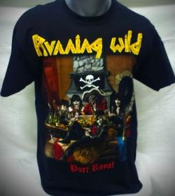 тениска Running Wild 01