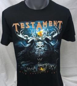 тениска Testament 01