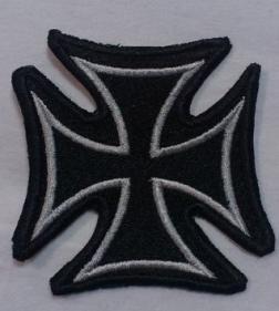 нашивка Келтски кръст 01