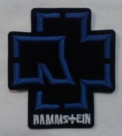 Rammstein нашивка 01