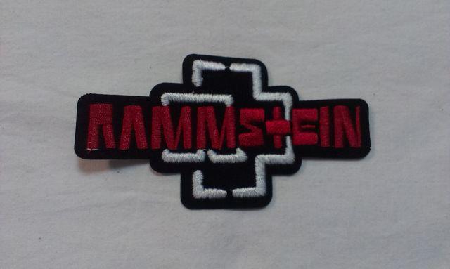 Rammstein нашивка 02
