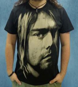 тениска Kurt Cobain 10