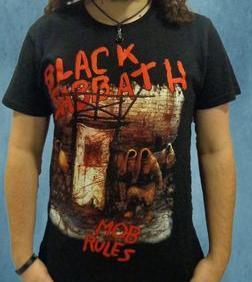 тениска Black Sabbath 44