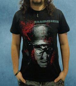 тениска Rammstein 01