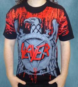 t-shirt Slayer 24